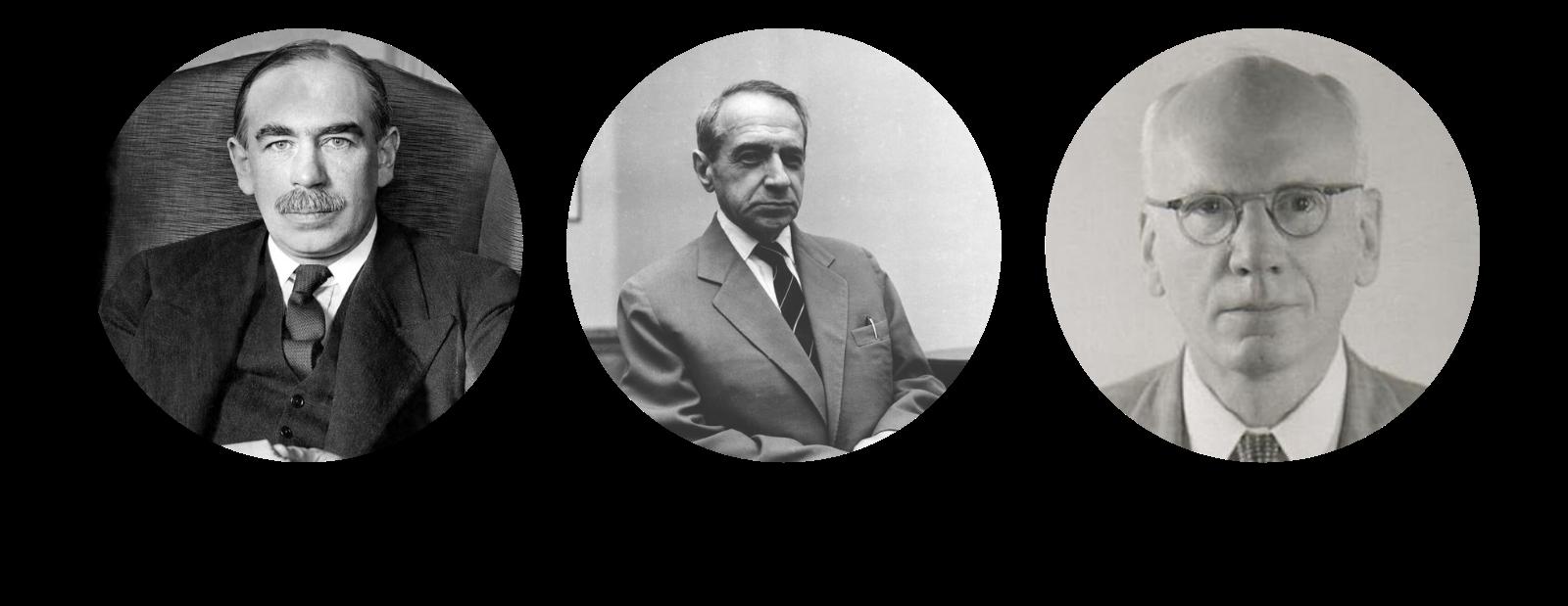 John Maynard Keynes, Michal Kalecki and Morris Copeland set the wheels in motion for the Stock-Flow Modelling approach