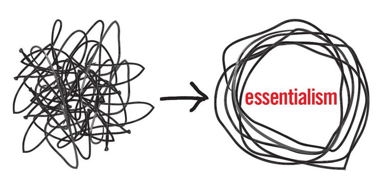 Essentialism (Greg McKeown)